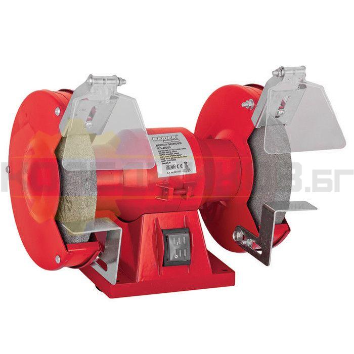 Шмиргел RAIDER RD-BG01 - 1
