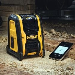 Безжична колонка DeWALT DCR006 XR - 5