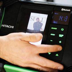 Акумулаторно радио HITACHI UR18DSDL - 7