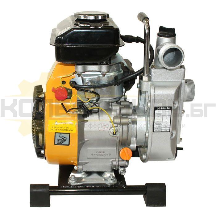 Бензинова помпа за чиста вода SUZUKA QGZ-40-20 - 1
