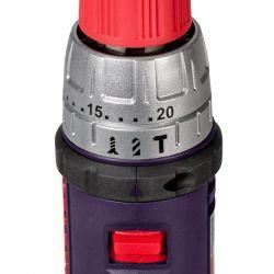 Акумулаторен ударен винтоверт SPARKY BUR2 10.8 Li-C HD - 4