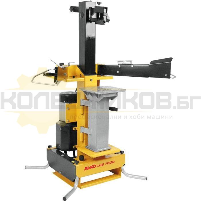 Електрическа цепачка за дърва AL-KO LHS 7000 - 1