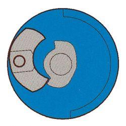 Пневматичен ударен гайковерт FERVI 0045 - 3
