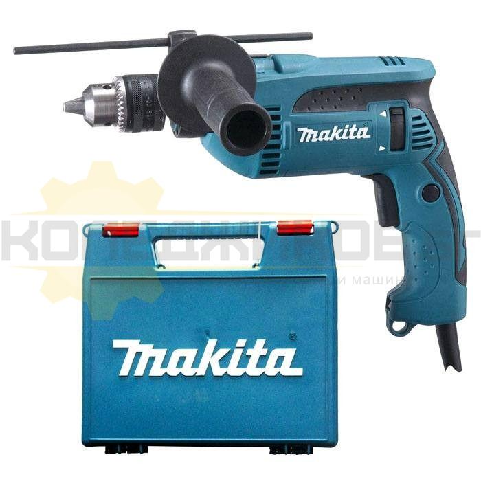 Електрическа ударна бормашина MAKITA HP1640K - 1
