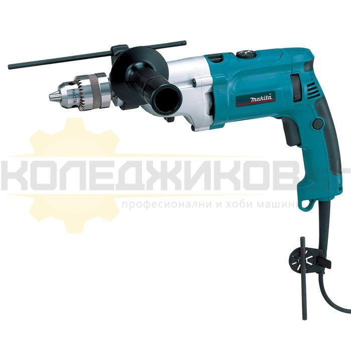 Електрическа ударна бормашина MAKITA HP2070 - 1