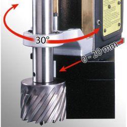 Бормашина за ядково пробиване с магнитна стойка JEPSON MAGPRO 75/4s - 5