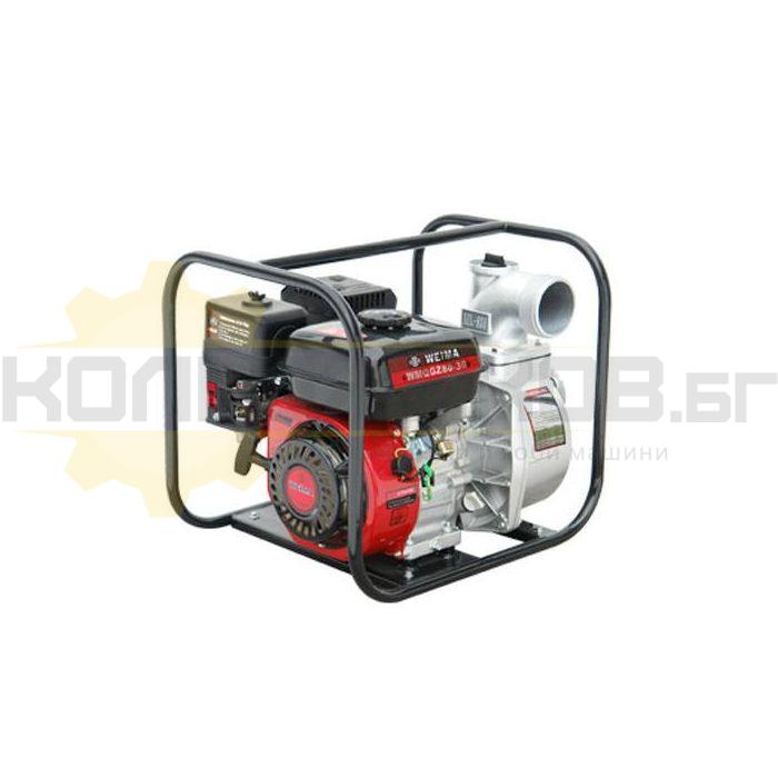Бензинова помпа за чиста вода GREEN GARDEN WMQGZ80-30 - 1