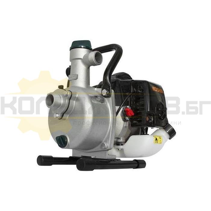 Бензинова помпа за чиста вода KOSHIN SEV-25L - 1