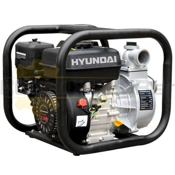 Бензинова помпа за чиста вода HYUNDAI HY50 - 1