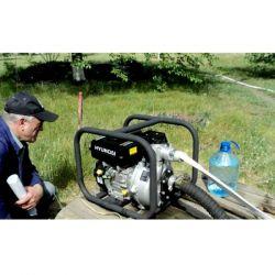 Бензинова помпа за чиста вода HYUNDAI HY50 - 4