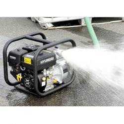 Бензинова помпа за чиста вода HYUNDAI HY50 - 6