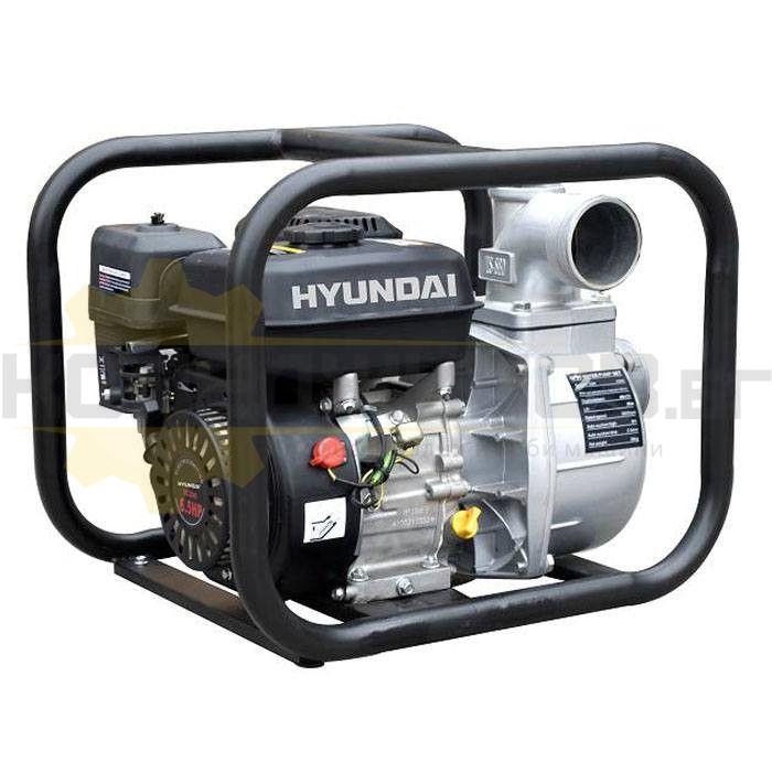 Бензинова помпа за чиста вода HUYNDAI HY80 - 1