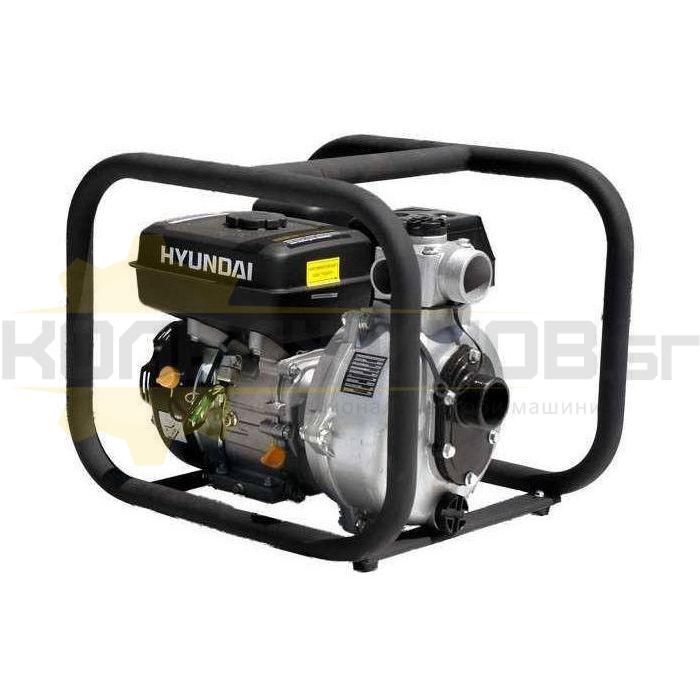 Бензинова помпа за чиста вода HYUNDAI HYH 50 - 1