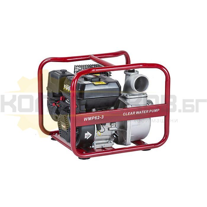 Бензинова помпа за чиста вода POWERMATE WMP62-3 - 1