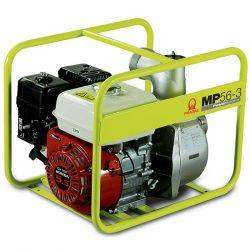Бензинова помпа за чиста вода PRAMAC MP56-3 - 2