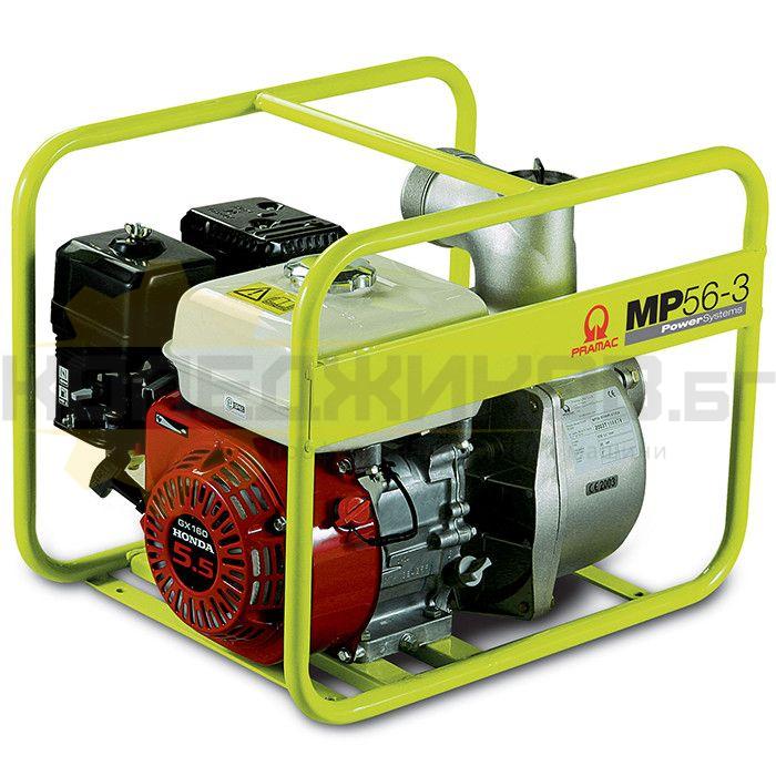 Бензинова помпа за чиста вода PRAMAC MP56-3 - 1