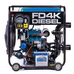 Дизелова помпа за чиста вода FD4K - 2