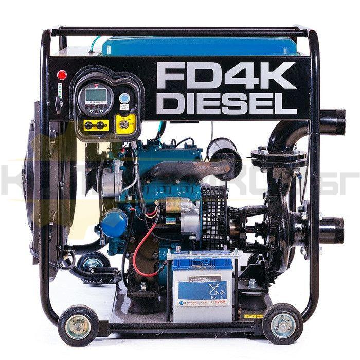 Дизелова помпа за чиста вода FD4K - 1