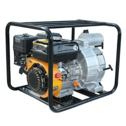 Бензинова помпа за мръсна вода SUZUKA PW80-26 - 2