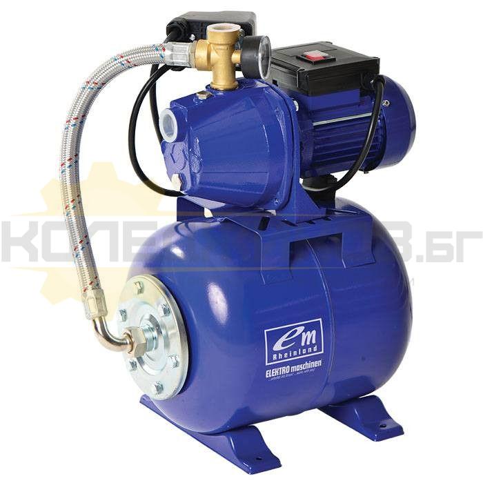 Хидрофорна помпа ELEKTRO MASCHINEN WPEm 3402/20 G - 1