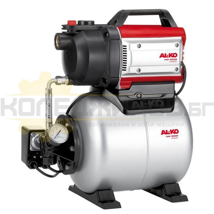 Хидрофорна помпа AL-KO HW 3000 Classic - 1