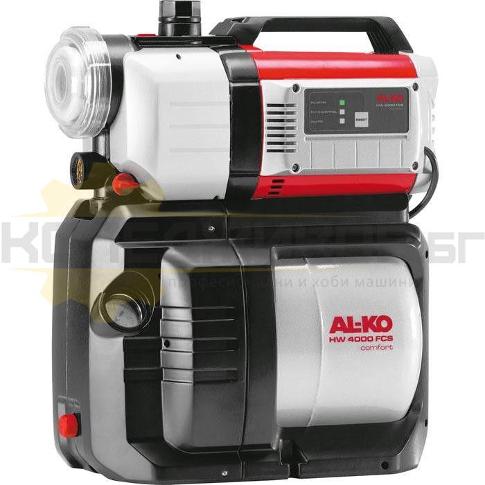 Хидрофорна помпа AL-KO HW 4000 FCS Comfort - 1