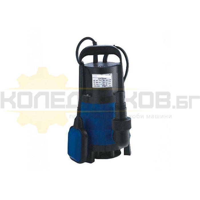 Дренажна помпа ELECTROMASH QDP 550 AW - 1