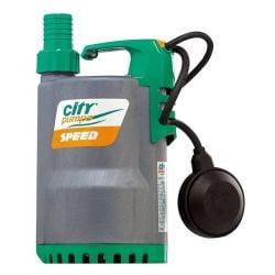 Потопяема помпа за чиста вода CITY SPEED 70M - 2