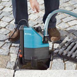 Потопяема помпа за чиста вода GARDENA Comfort 13000 Aquasensor - 10