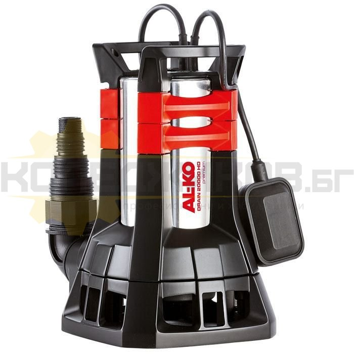 Дренажна помпа AL-KO DRAIN 20000 HD - 1