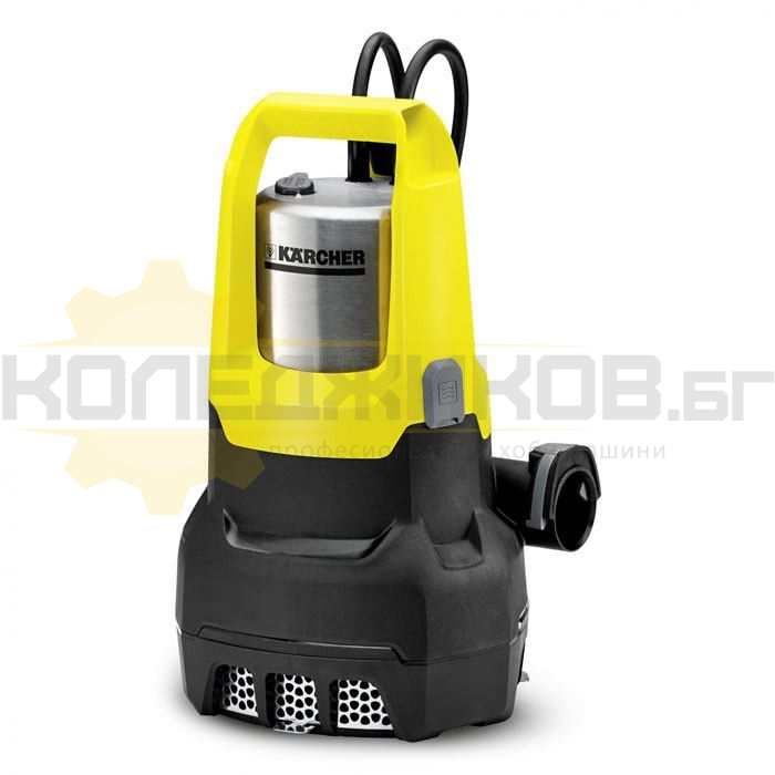 Дренажна помпа KARCHER SP 7 Dirt Inox - 1