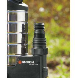 Дренажна помпа GARDENA Premium 20000 Inox - 8