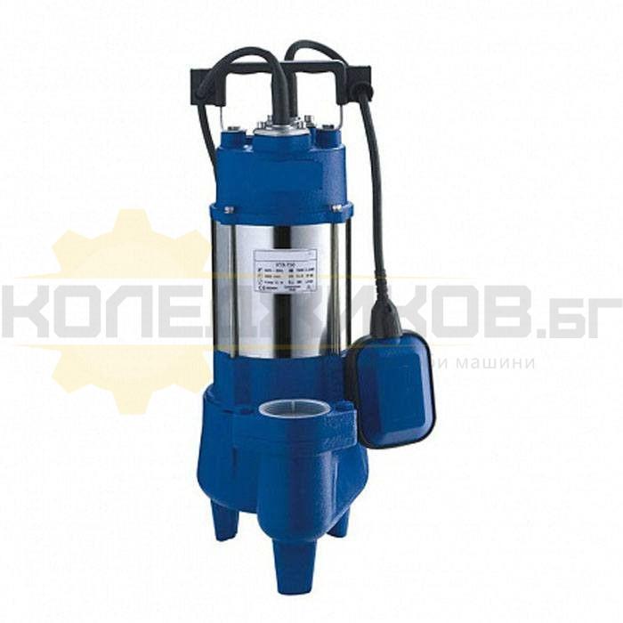 Дренажна помпа ELECTROMASH VTX 2200 - 1