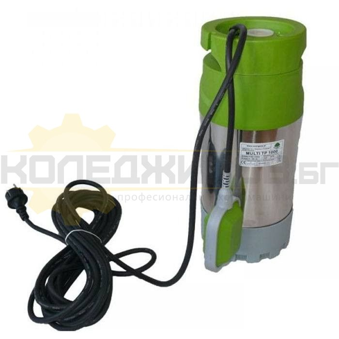 Потопяема помпа за чиста вода Multi TP 1000 - 1