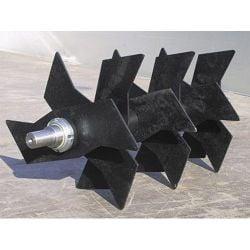 Професионален аератор с фиксирани остриета NEGRI S45HHP55FI - 3