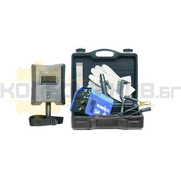 Аргонов заваръчен апарат TIG/WIG TECNOMEC VALE 100 - 1
