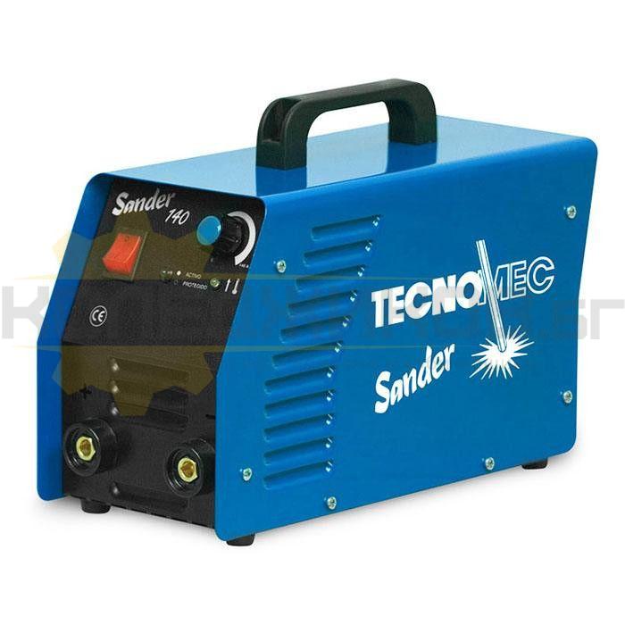 Аргонов заваръчен апарат TIG/WIG TECNOMEC SANDER 140 G - 1