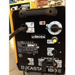 Телоподаващо устройство DECA DECASTAR 180E - 3