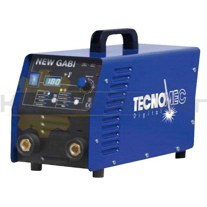 Аргонов заваръчен апарат TIG/WIG TECNOMEC NEW GABI 180 DIGI - 1