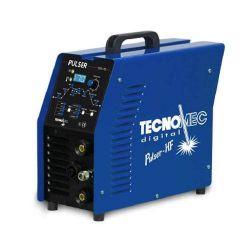 Аргонов заваръчен апарат TIG/WIG TECNOMEC PULSER HF 170 A DIGI - 2