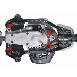 Бензинов храсторез STIHL HS 45 - 45 см - 11