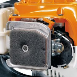 Бензинов храсторез STIHL HS 45 - 45 см - 12