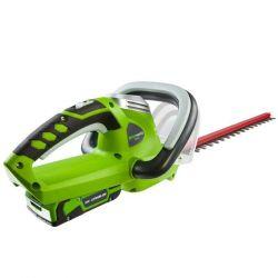 Акумулаторен храсторез GreenWorks G24HT51K SET - 3