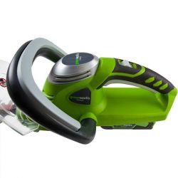 Акумулаторен храсторез GreenWorks G24HT51K SET - 6