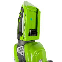 Акумулаторен храсторез GreenWorks G40HT61K2 - 9