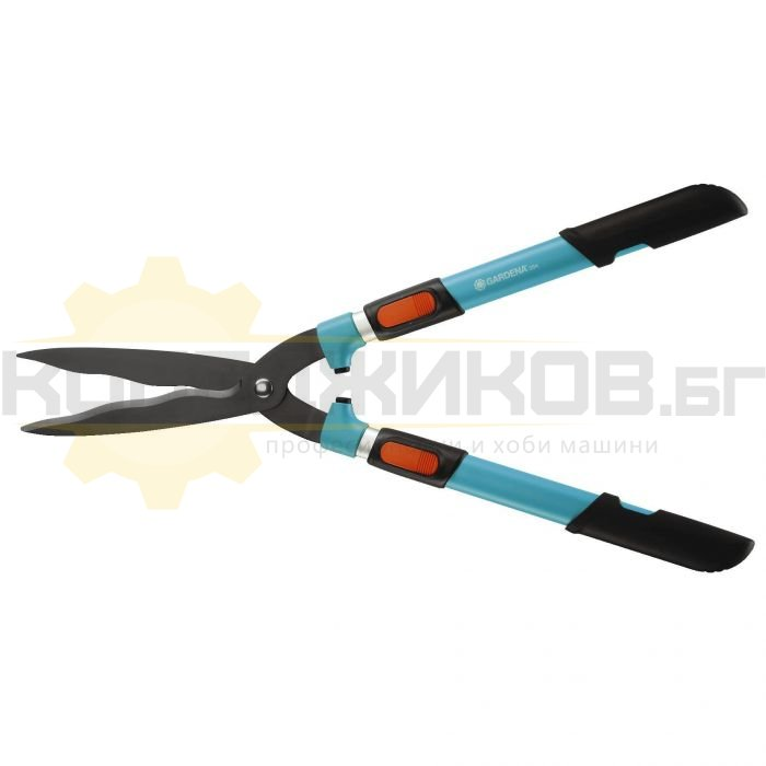 Телескопична ножица за жив плет GARDENA COMFORT 700 T - 1