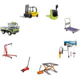 Подемно-транспортна и складова техника