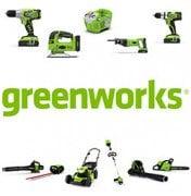 Акумулаторни машини и инструменти GreenWorks - 20%