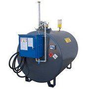 Двустенни резервоари с диспенсър за дизелово гориво