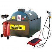 Системи и резервоари за събиране на отработено масло